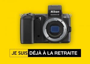 enseigne de Nikon
