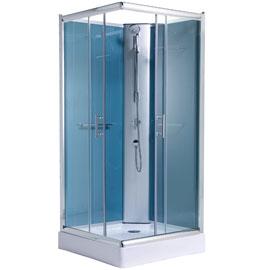 cabine salle de bain
